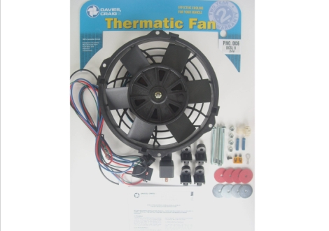 "Davies Craig 0036 DCSL 8"" Fan Kit 24V"