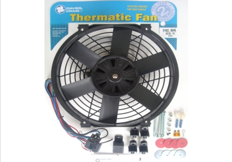 "Davies Craig 0046 DCSL10"" Fan Kit 24V"
