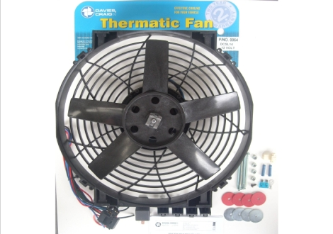"Davies Craig 0064 DCSL 14"" Fan Kit 12V"