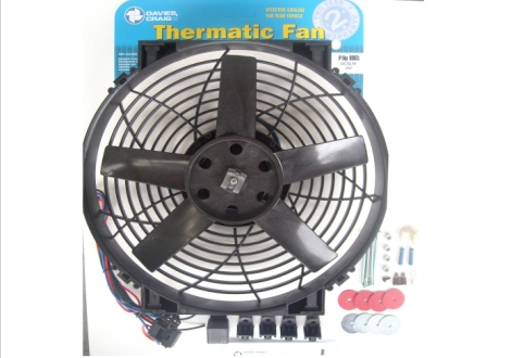 "Davies Craig 0065 DCSL 14"" Fan Kit 24V"