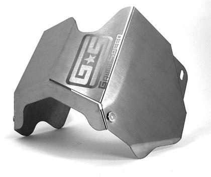 GrimmSpeed 092005 Turbo Heat Shield for 02-13