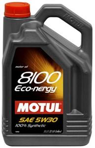 Motul 8100 5W30 ECO-NERGY - Ford 913C - 5 L
