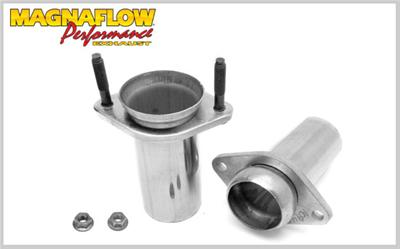 MagnaFlow Universal Stainless Steel Ball Flange Kit 2.25 Inch