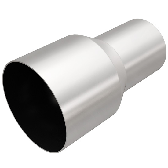 "MagnaFlow 10763 Stainless Steel Tip Adapter 2.5"" - Inlet 4"""