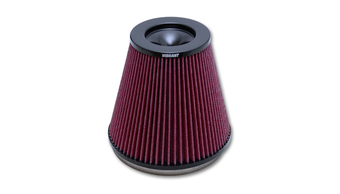 Vibrant The Classic Performance Air Filter - 7 Inch inlet ID