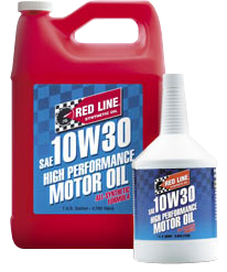 Red Line 10W30 Motor Oil (Quart)