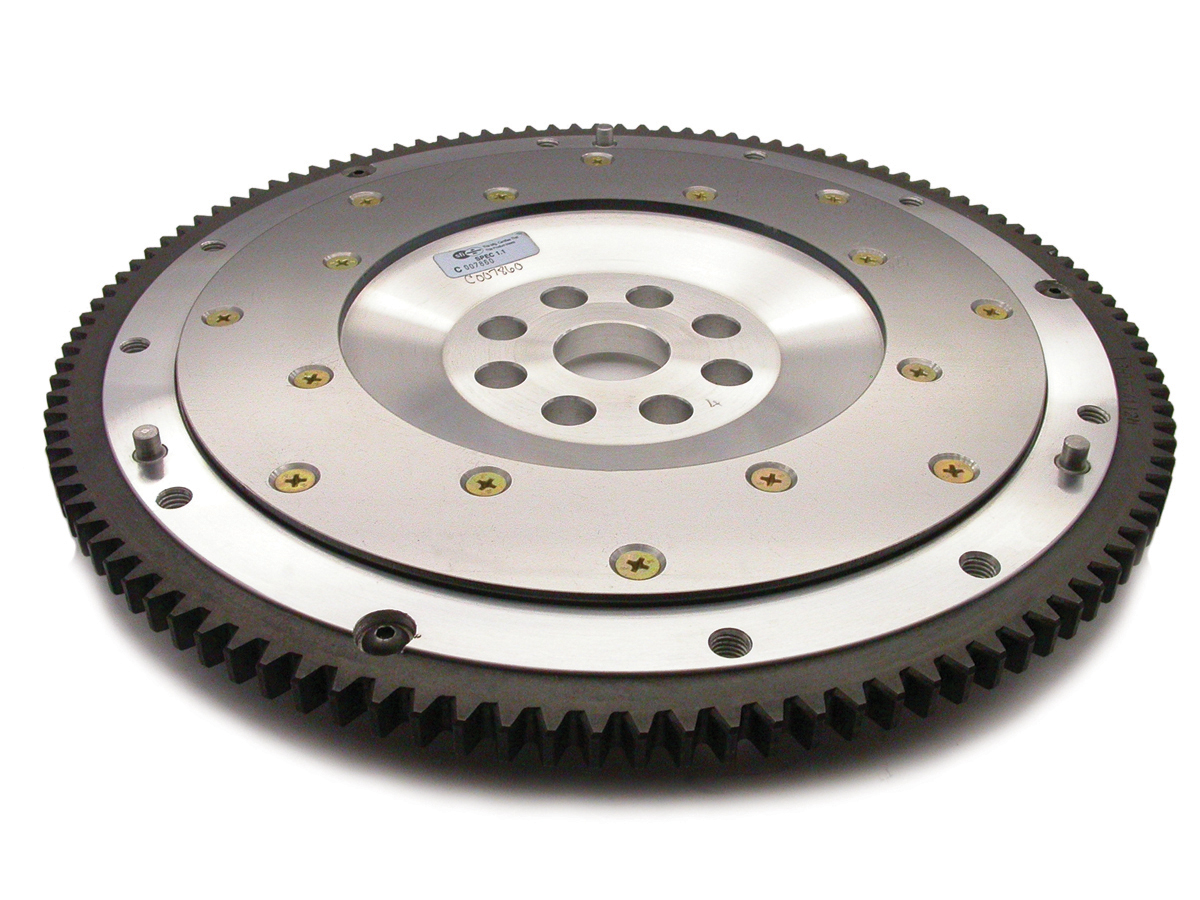 Fidanza 110251 Aluminum Flywheel for Subaru/Saab 2.5L T