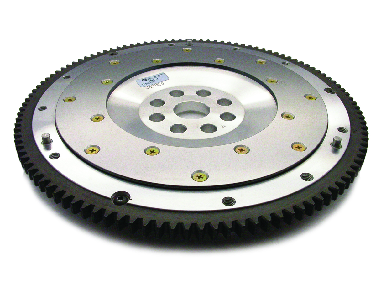 Fidanza 110771 Aluminum Flywheel for 05-07 Subaru Legancy GT