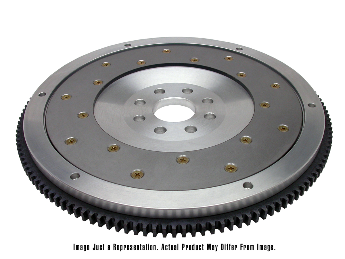Fidanza 126751 Aluminum Flywheel for 66-74 MG Midget/Sprite 1275