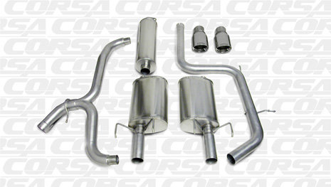 Corsa 14184 Cat-Back for 1997-2002 Pontiac Grand Prix