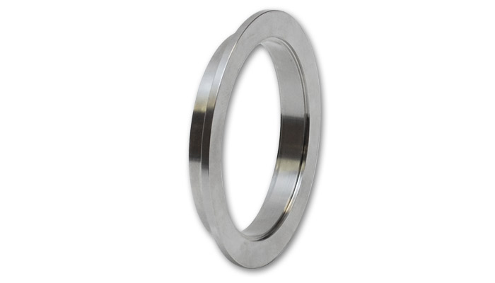 Vibrant Stainless Steel V-Band Flange for 2.375 Inch O.D. Tubing