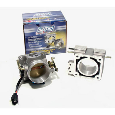 BBK 86-93 Ford 5.0L 75MM Power Plus Throttle Body