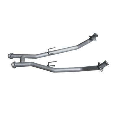 BBK 96-98 Ford Mustang GT 4.6L-2V 2.5 Inch Off-Road H-Pipe