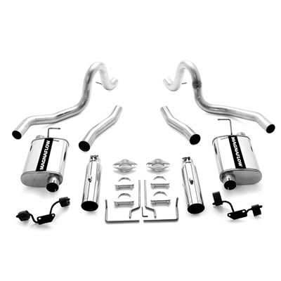 MagnaFlow Performance Exhaust Kit 99-04 Ford Mustang GT 4.6L