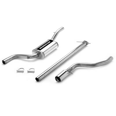 MagnaFlow 15682 Performance Exhaust Kit Ford Focus ZX3 3 DR