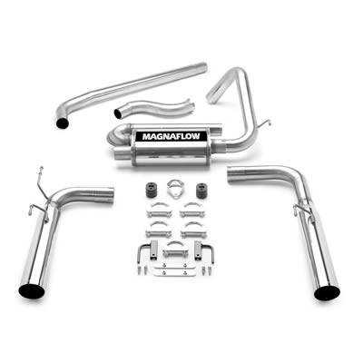 MagnaFlow 15693 Performance Exhaust Kit Chevy Camaro 3.8L