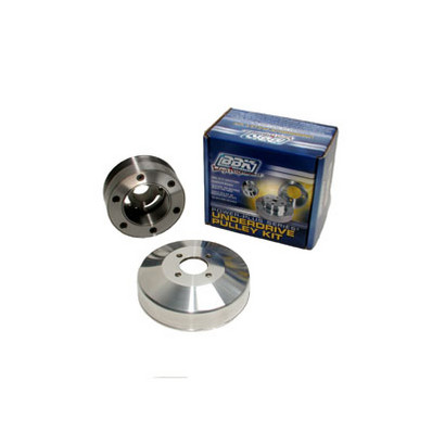 BBK 05-10 Ford Mustang 4.6L-3V GT SFI Underdrive Pulley Kit