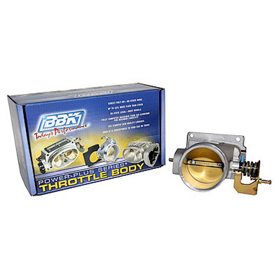 BBK 02-04 Ford Focus SVT 66MM Power Plus Throttle Body