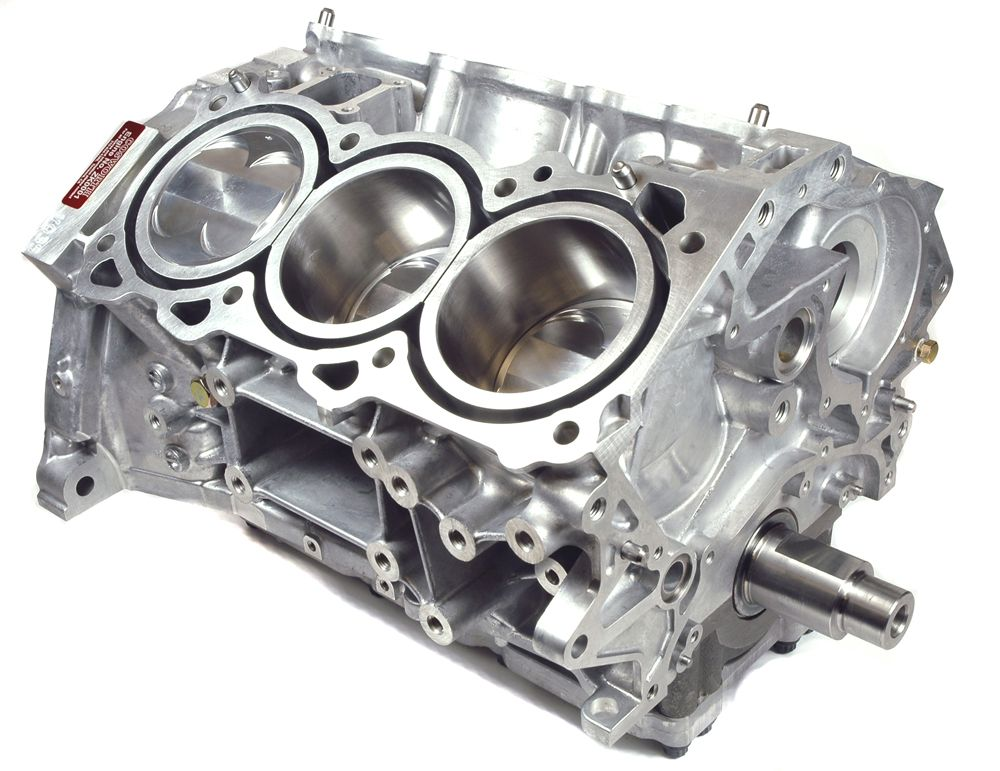 Cosworth Short Block for Nissan VQ35 3.5L 8.8:1