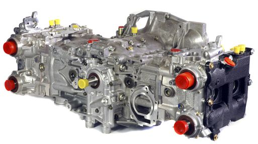 Cosworth 20000162 High Performance Long Block Assembly