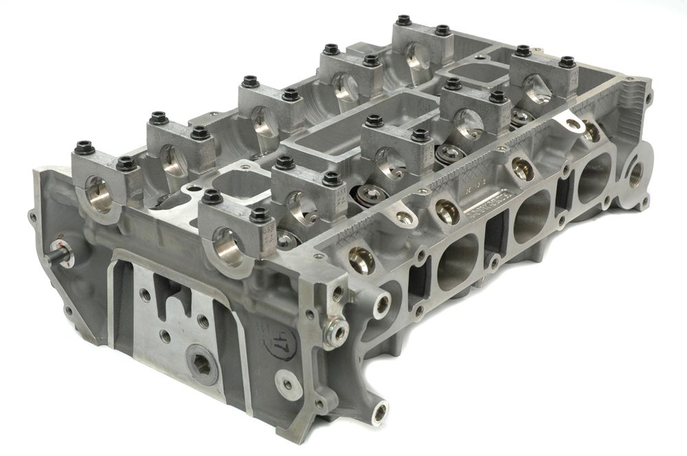 Cosworth 20000704 CNC Ported Big Valve Cylinder Heads