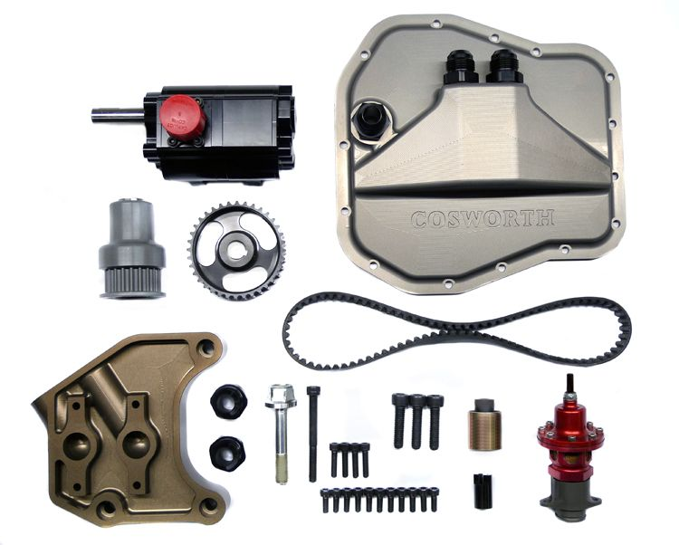 Cosworth 20004463 Subaru Dry Sump Setup Kit