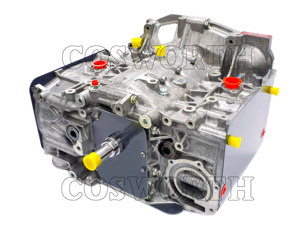 Cosworth HP Short Block Assembly for Subaru STI EJ25 2.6L