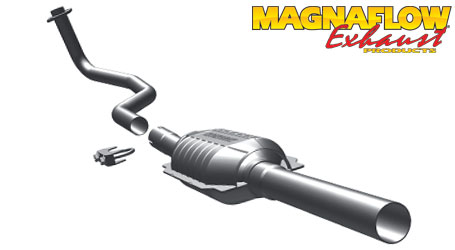 MagnaFlow 23834 Direct-Fit Catalytic Converter for Mercedes-Benz