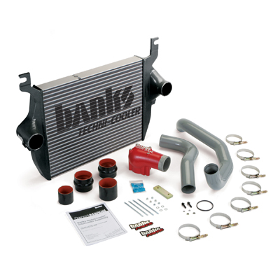 Banks Power 25974 Techni-Cooler Intercooler System - 03-04 Ford