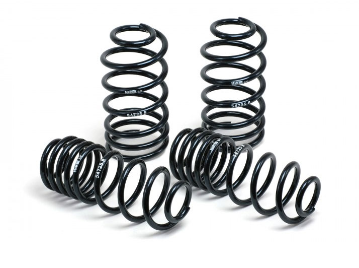 H&R 89-94 BMW 735iL 740iL E32 Sport Spring 12 with Self-leveling