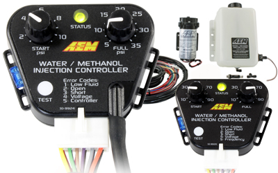 AEM 30-3300 V2 Water/Methanol Injection Kit Standard Controller