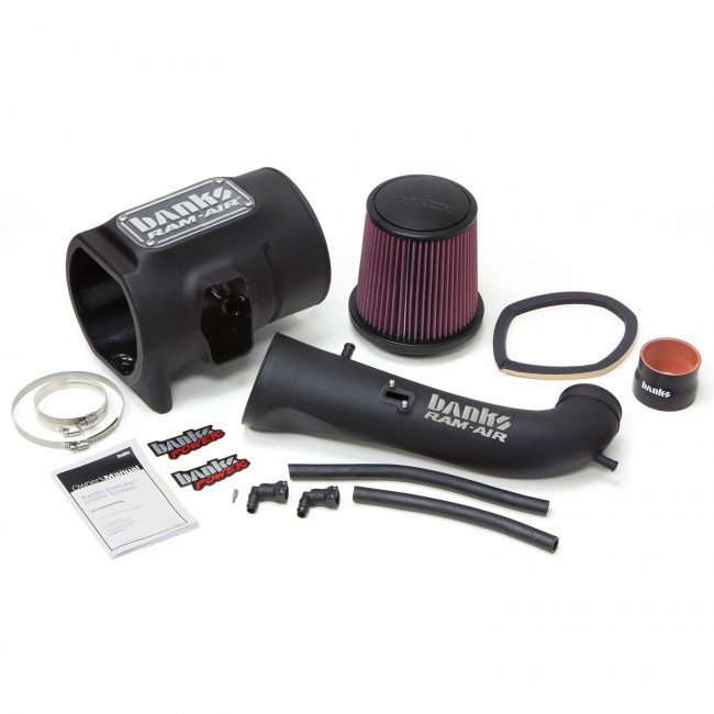 Banks Power 41858-D Ram-Air Intake Sys Dry Filter-14-15 Chev/GMC