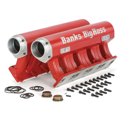 Banks Power 42733 Big Hoss Intake Manifold Sys for 2001-2015 GM
