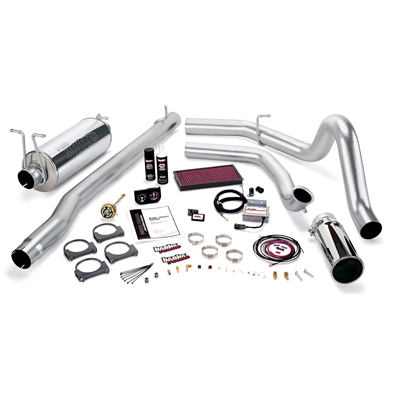 Banks Power 47531 Single Exhaust Stinger System for 1999.5 Ford