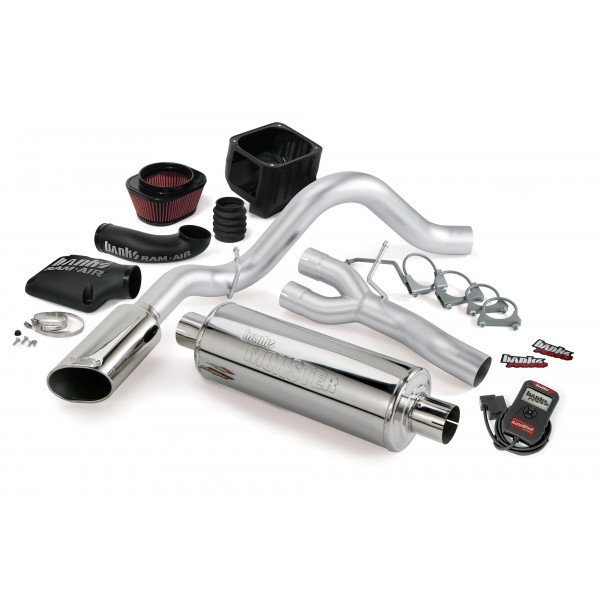 Banks Power 48038 Single Exhaust Stinger System for 2009 Chevy