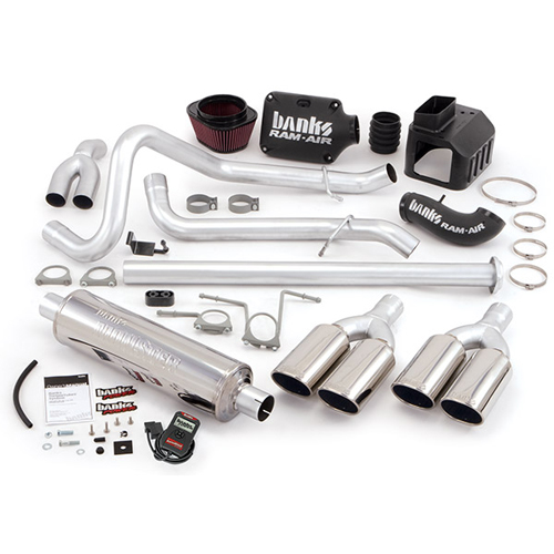 Banks Power 48041 Dual Exhaust Stinger System for 2007-2008 Chev