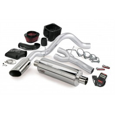 Banks Power 48082 Single Exhaust PowerPack System for 2010 Chevy