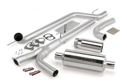 Banks Power 48123-B Monster Exhaust System for 2004-2014 Nissan