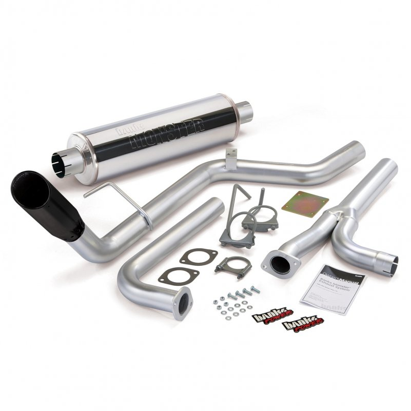 Banks Power 48125-B Monster Exhaust System for 2004-2014 Nissan