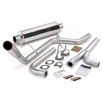 Banks Power 48125 Monster Exhaust System for 2004-2014 Nissan