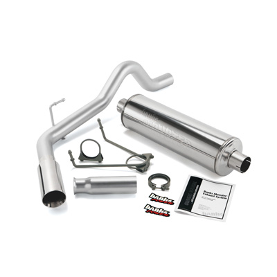 Banks Power 48130 Monster Exhaust System for 2000-2006 Toyota