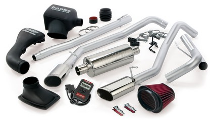 Banks Power 48486-B Single Exhaust Stinger System for 06-08 Ford