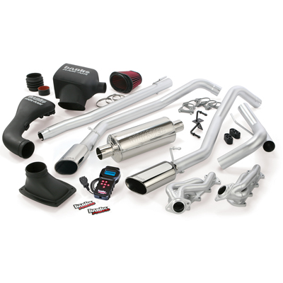 Banks Power 48541 Dual Exhaust PowerPack System for 04-08 Ford