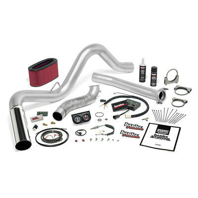 Banks Power 48558 Single Exhaust Stinger System for 95.5-97 Ford