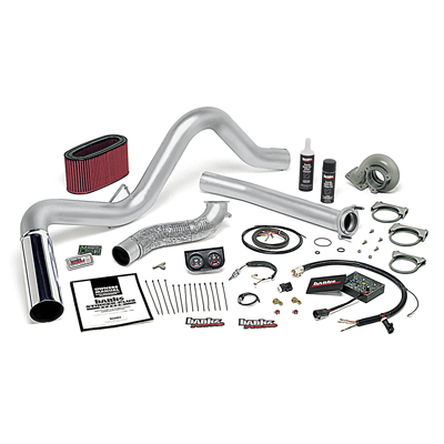 Banks Power 48560 Single Exh Stinger-Plus Kit for 95.5-97 Ford