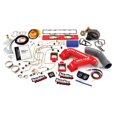 Banks Power 49245 Powerpack System for 93-98 Dodge Cummins B5.9L
