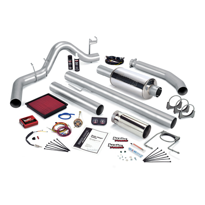 Banks Power 49364 Single Exhaust Stinger System for 1998 Dodge