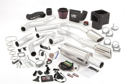 Banks Power 49698-B Dual Exhaust Stinger System for 03-04 Dodge