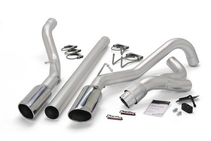 Banks Power 49780-B Single Monster Exhaust System for 08-10 Ford