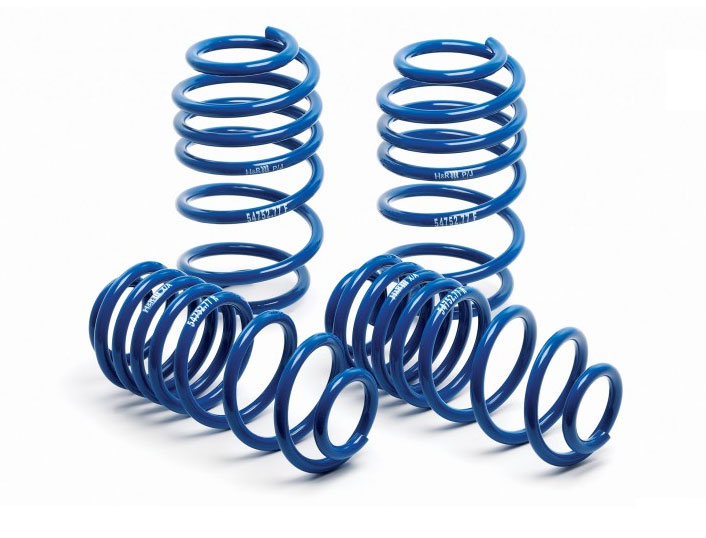 H&R 94-04 Ford Mustang Convertible V8 Super Sport Spring 40